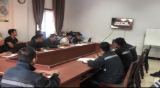 阳坡泉选煤厂加强对《安全生产法》学习与宣传